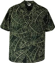 قميص رجالي من Banana Leaf - صنع في هاواي الولايات المتحدة الأمريكية