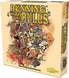 Calliope Games Running The Bulls Board Game