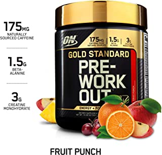 Best gold standard pre workout calories Reviews