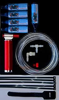 Coleman Powersports 196cc/6.5HP CT200U Gas Powered Mini Trail Bike NOS Nitro Nitrous Oxide & Boost Bottle Kit