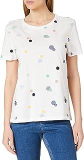 TOM TAILOR Alloverprint T- Shirt Femme