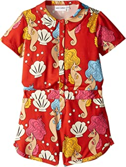 Seahorse Summersuit (Infant/Toddler/Little Kids/Big Kids)