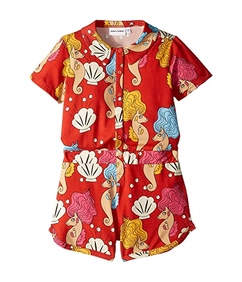 mini rodini Seahorse Summersuit (Infant/Toddler/Little Kids/Big Kids)