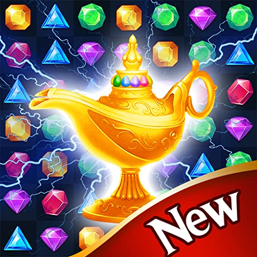 Magic Jewel Quest - Mystery Match 3 Puzzle Game 2021