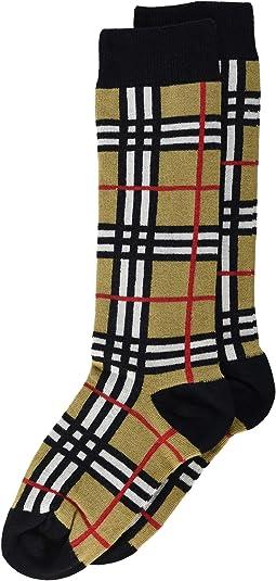 Check Sock (Toddler/Little Kid)