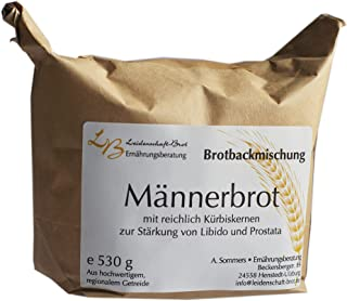 Leidenschaft-Brot Brotbackmischung Männererbrot ca. 540 g