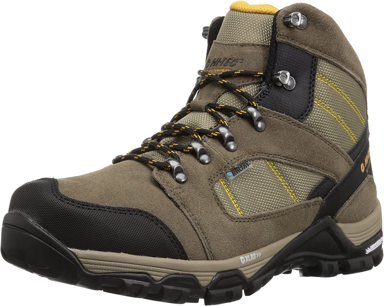 Hi-Tec Men's Borah Peak Ultra Waterproof Hiking Boot