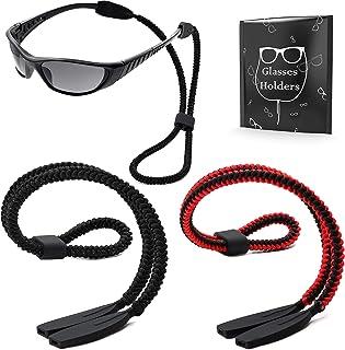 Sponsored Ad - Eye Glasses String Strap Holder - Eyeglass Straps for Men Women - Sunglass Strap Lanyard Cord - Eye Glasses...