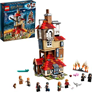 LEGO Harry Potter Attack on The Burrow 75980 Building Kit