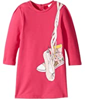 Little Marc Jacobs - Essential Trompe L'Oeil Dress (Infant)