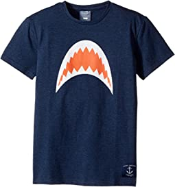 Shark Mouth T-Shirt (Infant/Toddler/Little Kids/Big Kids)