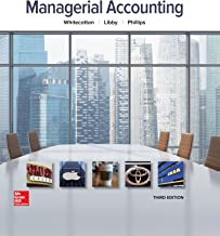 Best managerial accounting 3rd edition Reviews