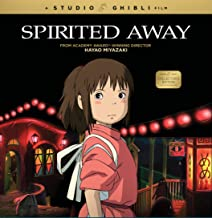 Spirited Away Collector's Edition (Bluray/CD/Book)