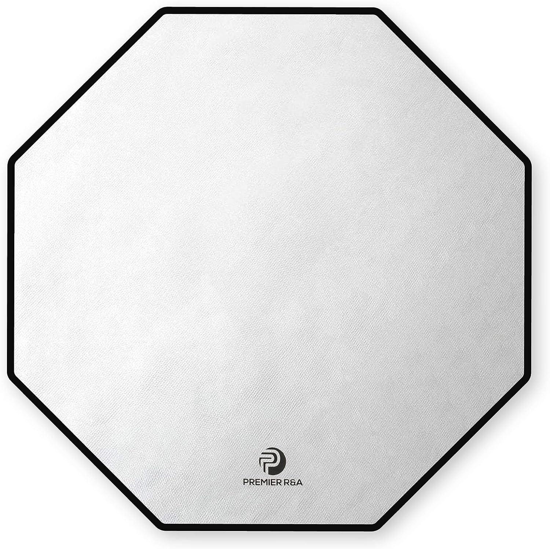 Grill Pads & Floor Mats PREMIER R&A Octagon Fire Pit Mat for Deck ...