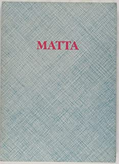 Matta: Dessins 1937-1989 (French Edition)