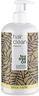 Australian Bodycare Champú Tea Tree Oil para cabello seco 500ml   Aceite árbol de té y mirto limón   Anticaspa y picazón  ...