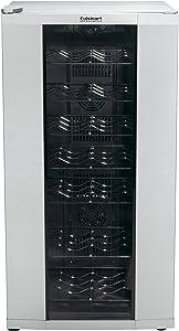 Cuisinart 32-Bottle Private Reserve Wine Cellar Refrigerator, Silver