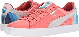 PUMA - Clyde - Pink Dolphin