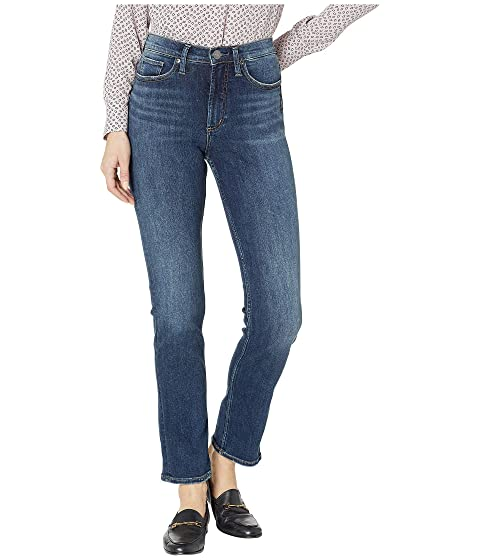 77bd19dca6599 Silver Jeans Co. Calley Super High-Rise Curvy Fit Straight Leg Jeans in  Indigo