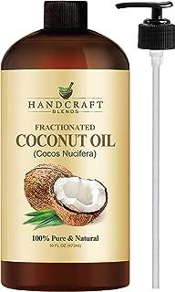pura coconut oil blend spray