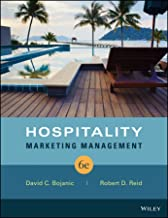 Hospitality Marketing Management, 6th Edition