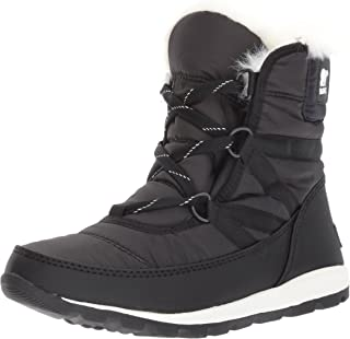 SOREL - Women's Whitney Short Lace Waterproof Insulated Winter Boot