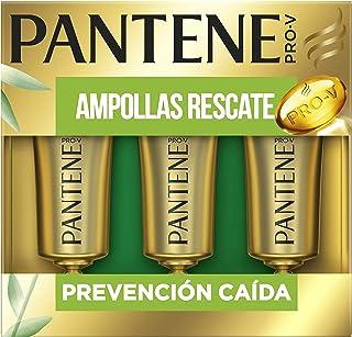 Pantene Pro-V Prevención Caída Tratamiento Intensivo Ampollas Rescate 45 ml Con Mezcla Pro-V Antioxidantes Y Lípidos