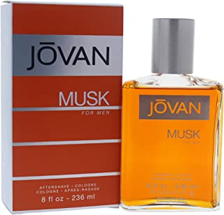 Jovan Musk by Coty for Men 8.0 oz After Shave Cologne Pour