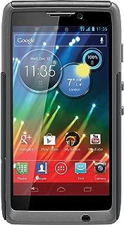 OtterBox Commuter Series Case for Motorola RAZR HD - Retail Packaging - Black/Gunmetal