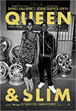 Queen and Slim Movie Poster 24 x 36 Inches Full Sized Print Unframed Ready for Display