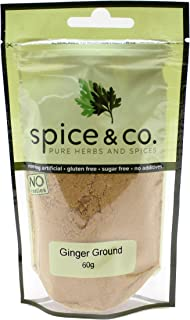 Spice & Co Ground Ginger 60 g