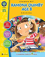 Ramona Quimby, Age 8 LITERATURE KIT