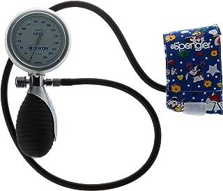 Spengler Lian - Tensiómetro manual con brazalete neonatal (velcro, algodón, talla XXS), diseño con motivos