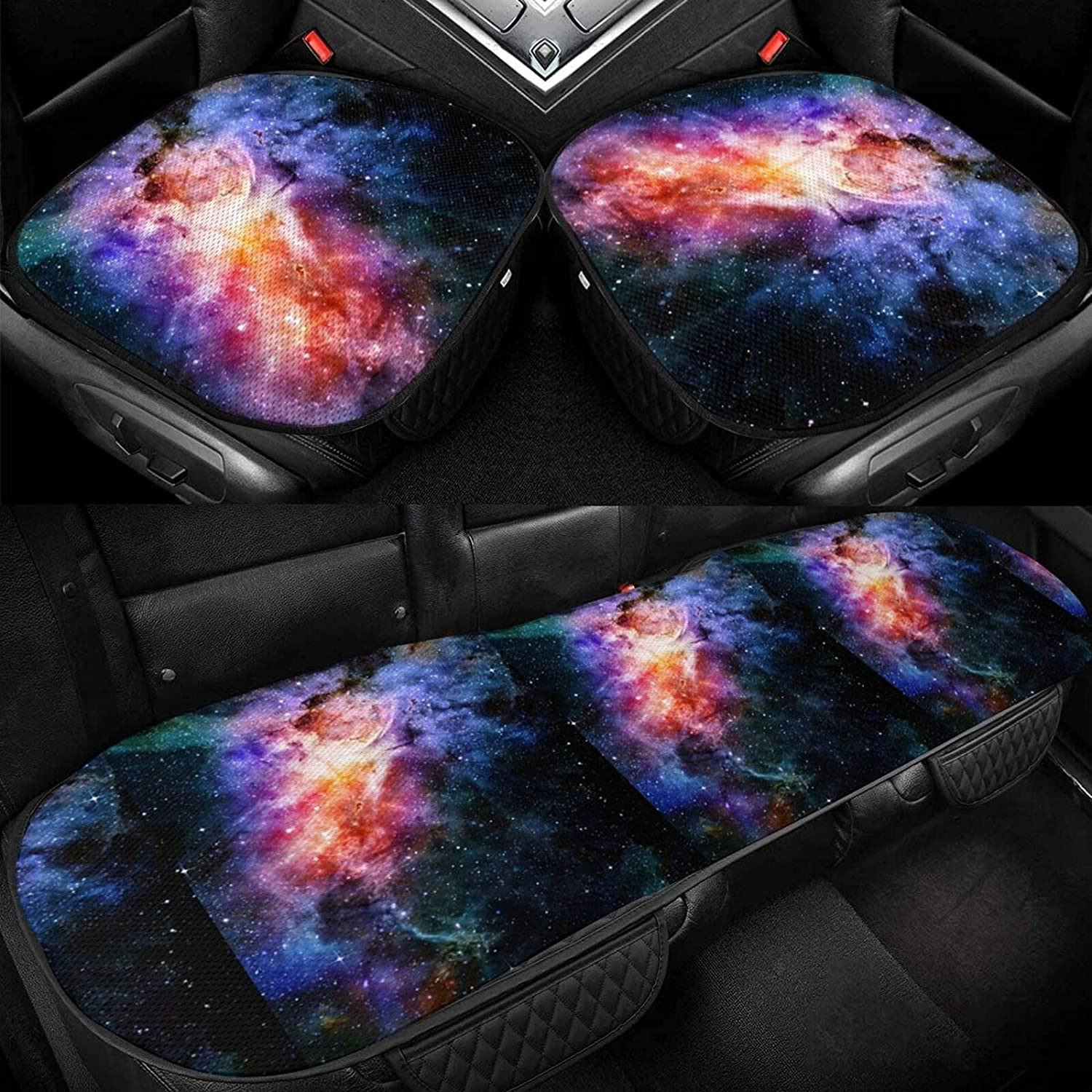 Trust Colorful Sky Car Popular shop is the lowest price challenge Seat Cushion Ice Silk Driver Pa Cover