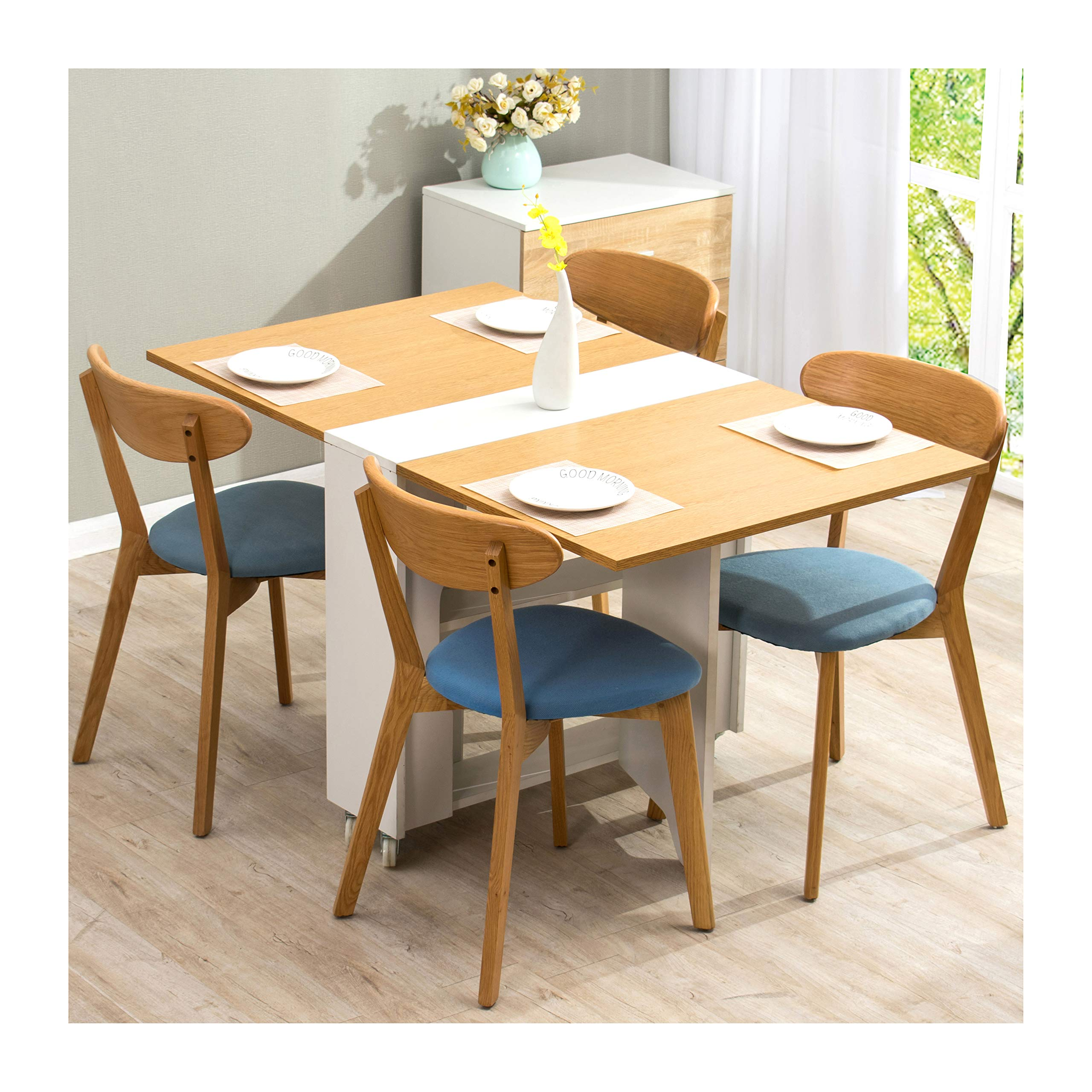 folding table and chairs dining room architectural design rh nagringa store