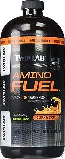 Twin Lab Amino Fuel Liquid Orange Rush, 32 Fluid Ounce