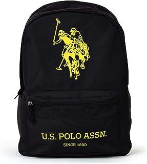 U.S.POLO ASSN. Zaino, BAG044 S7 05, Size cm 30x44x14 (Nero)