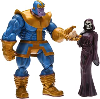 Diamond Select Marvel Figura de acción de Thanos