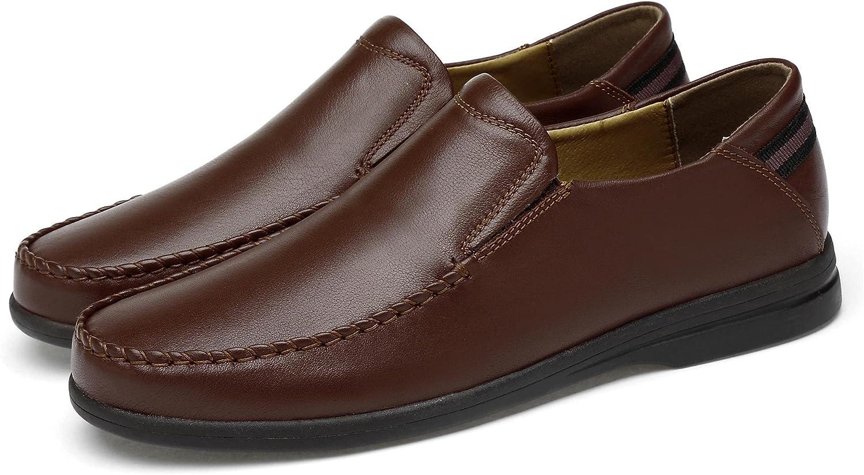 FÖRSTA lager lager lager av Cow läder Business Casual skor Loafers och Slip -Ons skor för män  butiken gör köp och försäljning