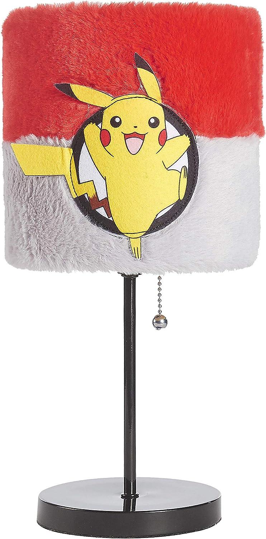 Idea Nuova Pokemon Plush Shade Table Lamp