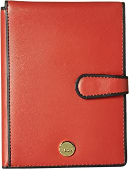 Rodeo RFID Passport Wallet with Ticket Flap
