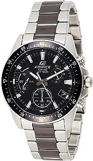 Casio Edifice Analog Black Dial Men's Watch - EFV-540SBK-1AVUDF (EX513)