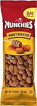 Munchies Honey Roasted Peanuts, 1.37 Oz Bags, Pack of 36