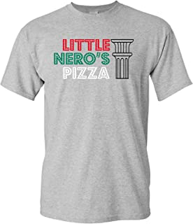 little nero's pizza shirt
