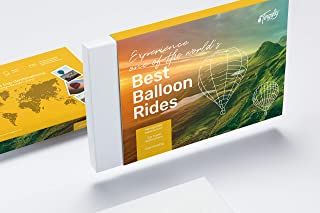 Best Balloon Rides - Tinggly Voucher/Gift Card in a Gift Box