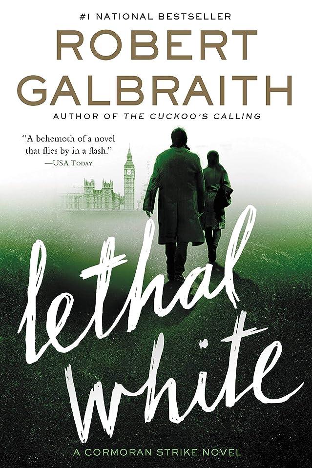 相対サイズぬいぐるみラケットLethal White (A Cormoran Strike Novel) (English Edition)