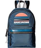 Marc Jacobs - Trek Pack Exaggerated Sport Logo Medium Backpack