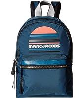 Marc Jacobs - Trek Pack Exaggerated Sport Logo Medium Backpack