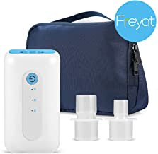 New FREYAT CPAP Cleaner and Sanitizer Bundle with Free Heated Hose Adapter, AirMini Adapter,Sanitizing Bag,Portable Mini Cleaner