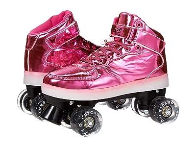 Chicago Skates Pulse Light-Up Quad (Little Kid/Big Kid/Adult) (Pink) Shoes